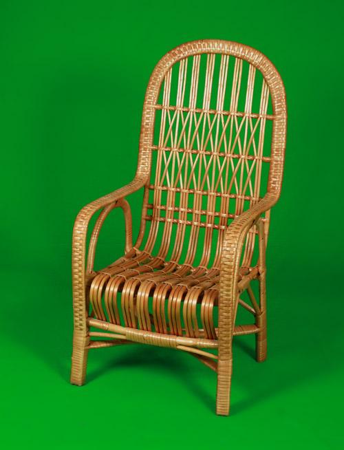 Кресло из ивовых прутьев своими руками 35